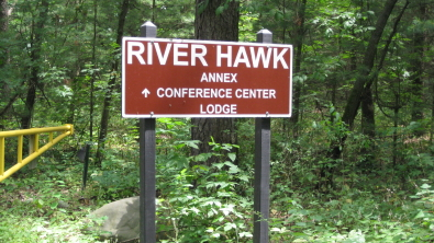 riverhawk sign